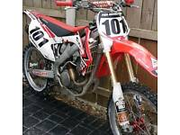 2010 crf250