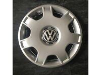 "13"" VW Wheel Trims, Brand new set of 4."