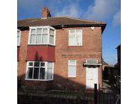 3 Bed Ground Floor Flat, Severus Road, Fenham, NE4 9HU