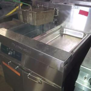 Frymaster Electric Deep Fryer - Commercial Fryer - iFoodEquipment.ca