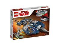 Star Wars Lego General Grevious Speeder - 75199
