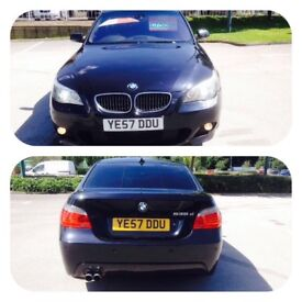 BMW 535d se lci headlights fvsh 19 inch alloys full heated leather seats sat nav low mileage offers