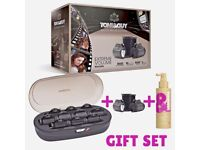 Toni&Guy Extreme Roller Set+Extra Rollers +volumeiser spray Amazon price £39.10