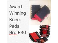 Rrp £30 Award winning knee pads work wear