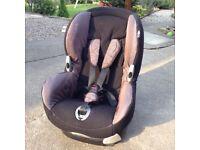 Maxi Cosi car seat, 12 months+