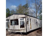 Cosalt Balmoral 38 x 12 / 2 Bed, full CH& DG / with shower and bath , choice of premium plots