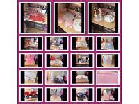 Cake items