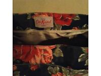 Cath Kidston changing bag + matching bottle holder and changing mat
