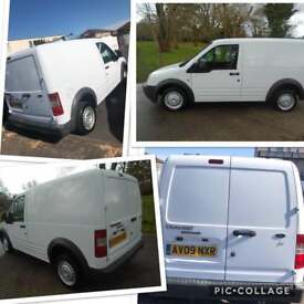 FORD TRANSIT CONNECT T200, 75. 2009.
