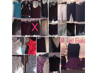 27 piece bootsale/resale clothing bundle (Ted Baker, DKNY and various other big labels)