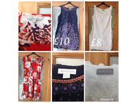 Ladies summer clothes size 14