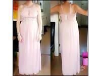Wedding bridesmaid prom dress size 12