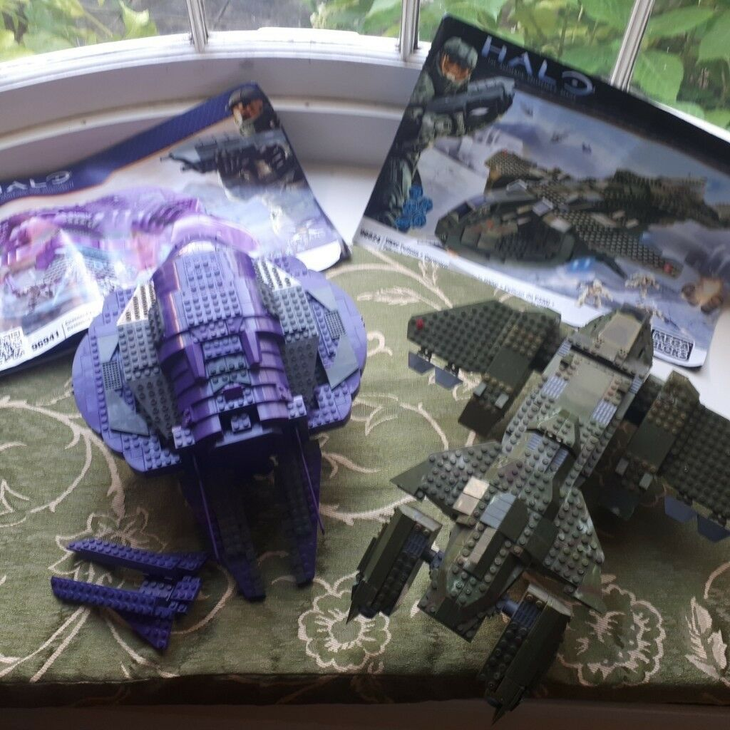 MEGA BLOKS HALO Models | in Crediton, Devon | Gumtree