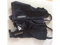 Large gatters boot covers