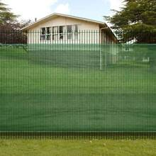 1 X 10 M Fence Windscreen-privacy Mesh Screen/net-green 140379 Mount Kuring-gai Hornsby Area Preview