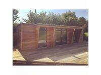 Summer house/Garden room/Home office