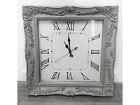 Vintage antique shabby chic clocks