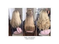 HAIR EXTENSION SPECIALIST- I only use Top quality Hair and do the most natural long-lasting methods
