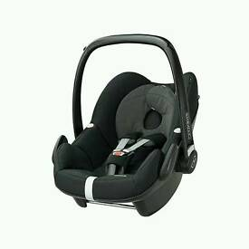 Maxi-Cosi Pebble Group 0+ Car Seat - Black Raven