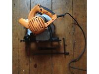 WORX WX150CSL 1500W Circular Saw with Laser Guide - used & good working condition