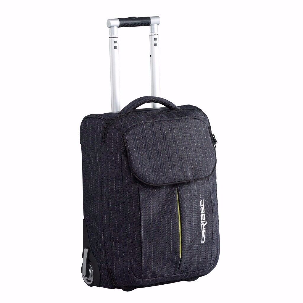 City Elite 19 inch Carry On Business Trolley Case / Hand Luggage Fits Easyjet, Ryanair. NEW
