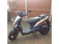 MOPED - KYMCO Agility 50 !EXCELLENT CONDITION!