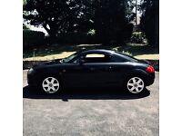 Audi TT 225 Black/Black 2000. Well Maintained