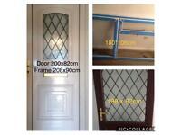 UPVC doors & windows.