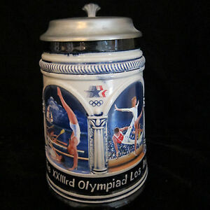 Olympics Beer Stein with Kaitlyn Jenner North Shore Greater Vancouver Area image 3