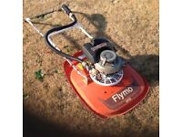 Flymo 2 Stroke Mower (Contractor GT2) JLOTRONIC engine - good running order. Buyer collects