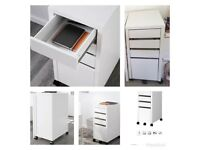 IKEA Mike Draw Unit /home office / Beauty Equipment