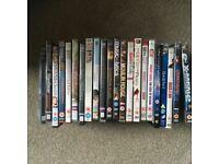 DVD's -bundle for sale