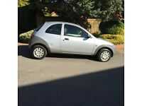 Ford KA - low mileage