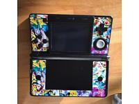 Customised Pokemon 3ds with Pokemon Y Game