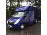 New Build Horsebox 22,750 NO VAT or finance from £99 per week