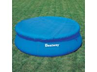 Bestway 8ft Fast Set Pool Cover For Hotubs
