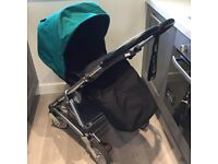Mamas And Papas Urbo2 Stroller with Footmuff