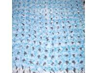 Boys baby's blanket