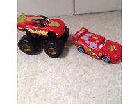 'Cars' Lightning McQueen Trucks