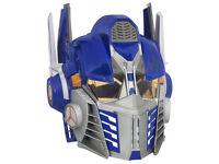 Transformers Optimus Prime Voice Changing Helmet - CAN POST 2U