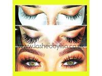 ***LASHEDBYLISA*** Eyelash extensions