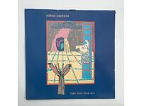 Aztec Camera High Land, Hard Rain Vinyl LP 1983 UK Album Rough Trade - ROUGH 47