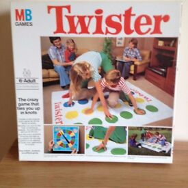 Twister Floor game for all the family in good condition