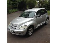 2004 diesel Chrysler PT cruiser