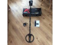 XP Goldmaxx Power metal detector. New type telescopic shaft. 9inch coil & cover. Fx02 back phones.