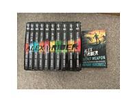 Alex Rider book set