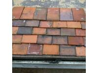 Reclaimed Machine made roof tiles stock clearence