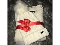 Genuine Guess Jumper and Scarf set - brand new