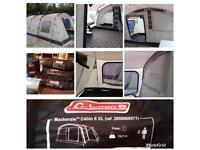 6 XL Coleman Mackenzie tent