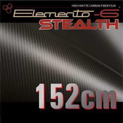 Carbonfolie SOTT Elemento-6Stealth